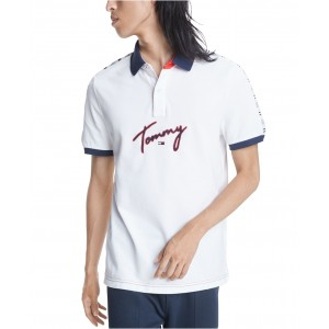 Mens Howard Logo Polo Shirt