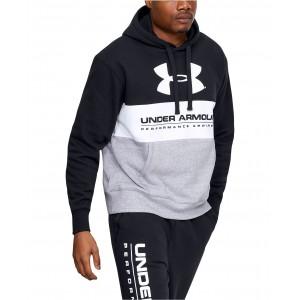 Mens Originator Colorblocked Fleece Training Hoodie