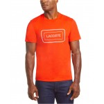 Mens Motion Reflective Logo Graphic T-Shirt