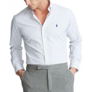 Mens Classic-Fit Performance Shirt