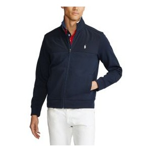 Mens Hybrid Double-Knit Jacket