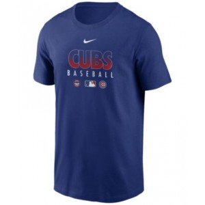 Chicago Cubs Mens Early Work Dri-Fit T-Shirt