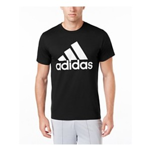 Mens Badge of Sport Classic Logo T-Shirt