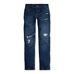 502 Regular Tapered Fit Jeans, Big Boys