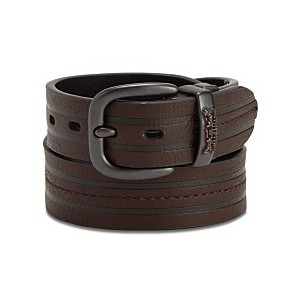 Reversible Jeans Belt, Big Boys