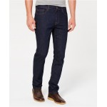 Mens Big & Tall Straight Fit Stretch Jeans, Created for Macys