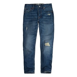 Big Boys Skinny Distressed Jeans