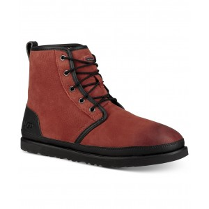 Mens Harkley Waterproof Leather Boots