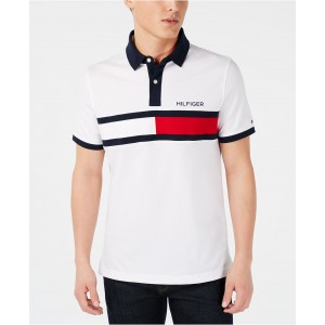 Mens Big & Tall Logo Graphic Polo, Created for Macys