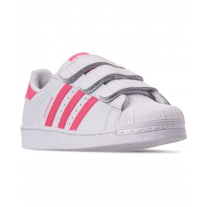 Little Girls Originals Superstar Casual Sneakers from Finish Line