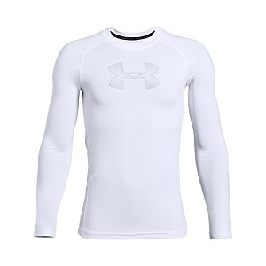 Big Boys HeatGear Armour Long Sleeve