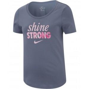 Big Girls Strong-Print Cotton T-Shirt