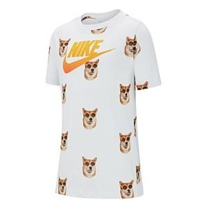 Big Boys Nike Air Dog Logo T-Shirt