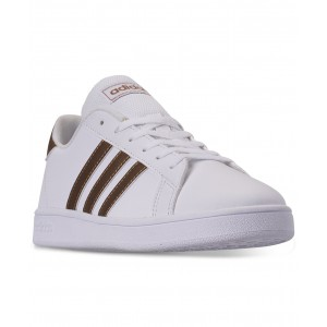 Big Girls Grand Court Casual Sneakers from Finish Line