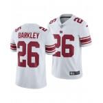 Mens Saquon Barkley New York Giants Vapor Untouchable Limited Jersey