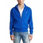Mens Cotton Interlock Track Jacket