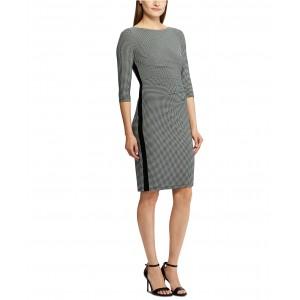 Petite Ruched Jersey Dress