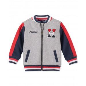 Baby Boys Colorblocked Baseball Jacket