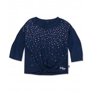Baby Girls Glitter Dot T-Shirt