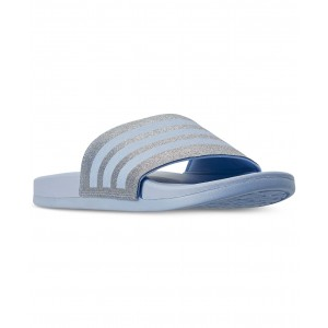 Womens Adilette Comfort Slide Sandals from Finish Line