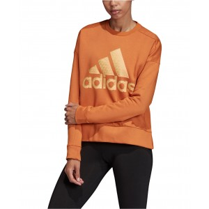 Glam-Logo Sweatshirt