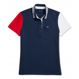 Boys Polo Shirt With Magnetic Closure