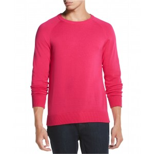 Mens Regular-Fit Stretch Sweater