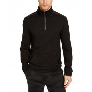 Mens CK Move 365 Long Sleeve Quarter Zip Sweatshirt