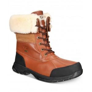 Mens Waterproof Butte Boots