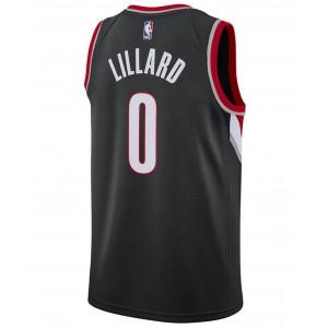 Mens Damian Lillard Portland Trail Blazers Icon Swingman Jersey