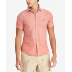 Mens Classic-Fit Chambray Shirt