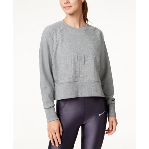 Dri-FIT French Terry Cropped Training Top