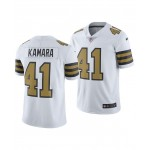 Mens Alvin Kamara New Orleans Saints Limited Color Rush Jersey