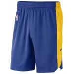 Mens Golden State Warriors Practice Shorts