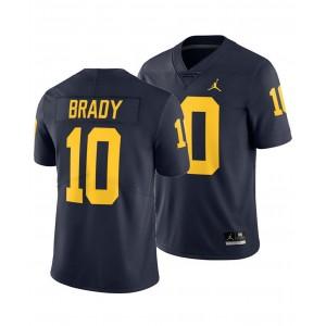 Mens Tom Brady Michigan Wolverines Limited Football Jersey