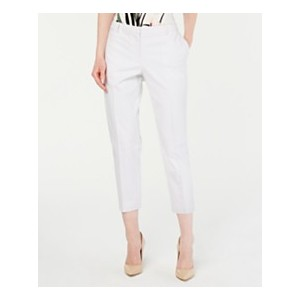 Cropped Straight-Leg Pants, Created for Macys