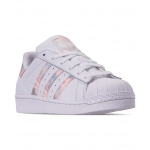 Girls Superstar Casual Sneakers from Finish Line