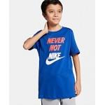 Big Boys Never Not Nike Graphic Cotton T-Shirt