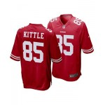 Mens George Kittle San Francisco 49ers Game Jersey