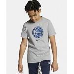 Big Boys Elite Pod Fill Basketball Logo T-Shirt