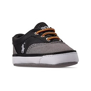Baby Boys Vaughn II Layette Slip-On Casual Sneakers from Finish Line