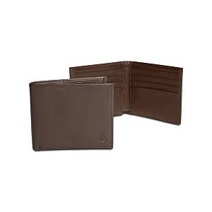 Lauren by Ralph Lauren Burnished Leather Slim Billfold Wallet