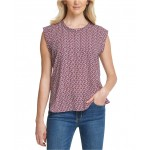 Foundation Flutter-Sleeve Top