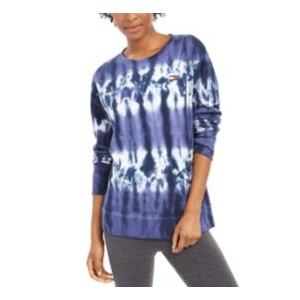 French Terry Tie-Dye Sweatshirt