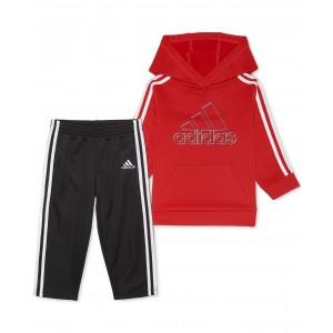 Baby Boys Fleece Hoodie & Jogger Pants Set