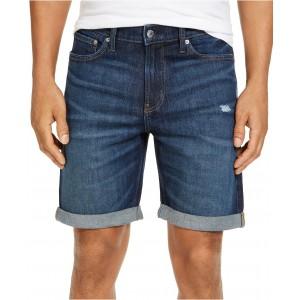 Mens Straight Miami Rain Jean Shorts