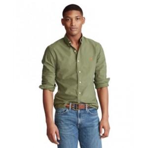 Mens Classic-Fit Oxford Shirt