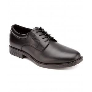 Mens Essential Details Plain Toe Waterproof Oxford