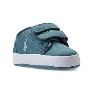 Baby Boys Ethan Low EZ Layette Casual Sneakers from Finish Line