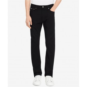 Mens Straight-Fit Stretch Jeans